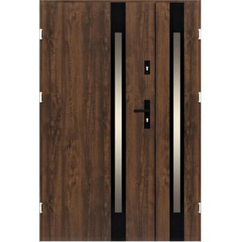 Drzwi wejściowe Dwuskrzydłowe Auriga Slim II CR