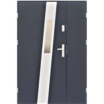 Drzwi wejściowe Dwuskrzydłowe Como