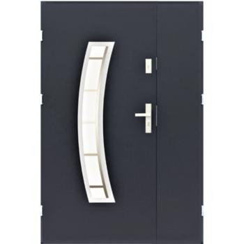 Drzwi wejściowe Dwuskrzydłowe Fiano